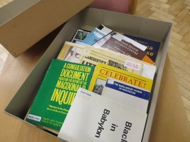 Image of the Manchester archive box